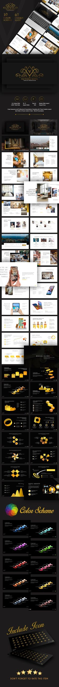 Buy Victoria Hotel Keynote Template by Slidesignus on GraphicRiver. Description : The best Keynote templates for business hotel presentation, minimalist, elegant, and certainly professi. Powerpoint Presentation Templates, Keynote Template, Text Pictures, Creative Pictures, Web Design, Graphic Design, Creative Design, Data Visualization, Presentation Design