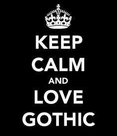 {Gothic} ❤ #Goth ❤