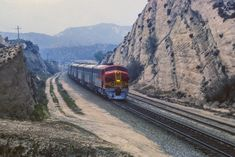 Cajon Pass 1965 - 1966