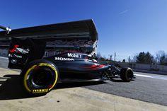 McLaren Formula 1 - Barcelona Test 2: In Pictures