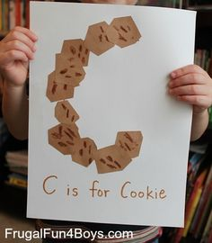 "Letter ""C"" Themed Activities for Preschoolers"