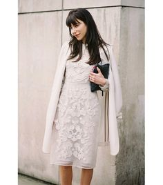 @Who What Wear -  pretty dress for spring