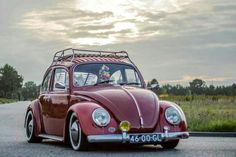 Bug Vw Cars, First Car, Vw Beetles, Some Fun, Old School, Super Cars, Volkswagen, Classic Cars, Cool Stuff