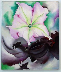 Georgia O'Keeffe paintings - Google Search