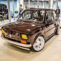 Fiat 126 – Giuseppe Cardinale – Join in the world Fiat 126, Fiat Models, Automobile, Tube Chassis, Fiat Cars, Fiat Abarth, Small Cars, Steyr, Custom Cars