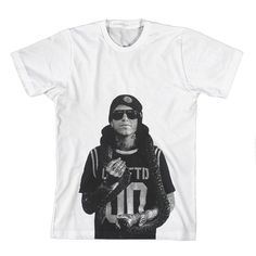 Fronz White : SSC0 : Stay Sick Clothing
