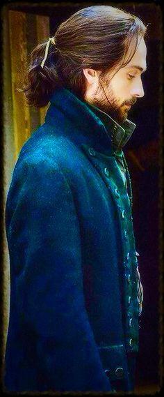 Tom Mison as Ichabod Crane in Sleepy Hollow.