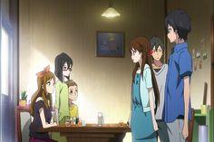 Glasslip ep 1 - P.A Works - Summer Anime 2014