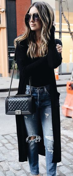 street chic outfit