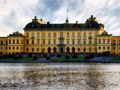 Drottningholm Palace, Sweden