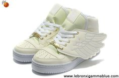 2013 Adidas X Jeremy Scott Wings Glow In Dark Shoes Fashion Shoes Shop