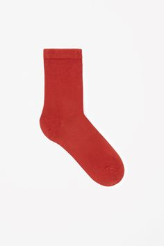 COS image 4 of Metallic ankle socks in Rust Sock Shop, Ankle Socks, Underwear, Tights, Cos, Metallic, Shopping, Collection, Women