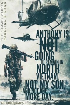 """And this is what I want, just so we're straight. Either you help me like you're supposed to and meant to, or you stand there and give me five hundred more reasons why you can't, but Anthony is not going to remain in North Vietnam."" Alexander's fists remained down at the table. ""Not my son, and not one more day."" He took a deep breath, not moving an inch, his shoulders up, the hair on his body standing on end.  #thesummergarden #paullinasimons #thebronzehorseman #tatianaandalexander"