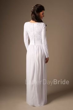 lds temple dresses Hartford I THINK I JUST FOUND MY WEDDING DRESS??