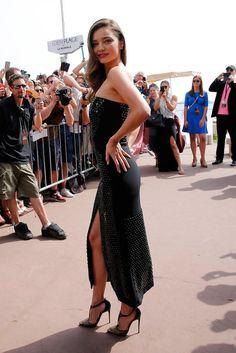 Miranda Kerr at 2015 Cannes
