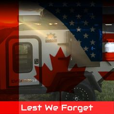 In honor of the brave men and women who have fought for our two countries, OGT will be closed today and will re-open tomorrow for regular business hours. Thank you to all of those who have served! #offgridtrailers #verteransday #remembranceday #lestweforget #verterans
