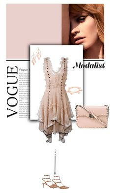 Butterfly Style by modalist on Polyvore featuring polyvore, fashion, style, Alexander McQueen, Valentino, Kate Spade, Shashi and clothing
