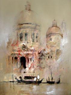 john lovett artist   John Lovett - Paintings on Behance #watercolor jd