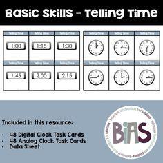 Basic Skills - Telli