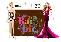 26 patterns to download for Barbie clothes patterns