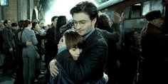 Daniel Radcliffe and Arthur Bowen in Harry Potter and the Deathly Hallows: Part 2 (2011)