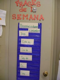 Spanish Immersion Lessons