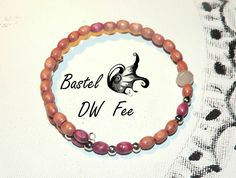 Sumizu Armband  von Bastel-DW-Fee auf DaWanda.com .Wire Draht Armband im Bohemian Stil