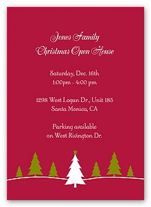 fun chevron christmas party invitation hostess with the mostest