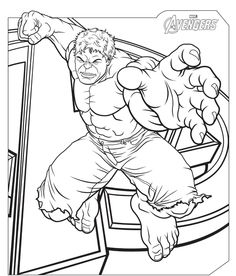the-avengers-hulk-coloring-pages.jpg (1205×1412)