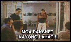 "a thread 🧵 ~ctto"" Memes Pinoy, Memes Tagalog, Filipino Memes, Filipino Funny, Cute Cat Memes, Memes Funny Faces, Funny Animal Memes, Stupid Memes, Emo"