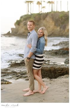 Laguna beach. #couples #engagement #photography