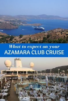 Read what to expect on your azamara club cruise cruise tips, cruise travel, travel Cruise Tips, Cruise Travel, Cruise Vacation, Vacation Ideas, Vacations, Travel Around The World, Around The Worlds, Luxury Cruise Lines, Bali