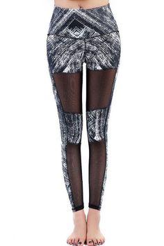 OMG Sadie Mesh Yoga L... Shop Now! http://www.shopelettra.com/products/sadie-sheer-mesh-panel-printed-yoga-leggings?utm_campaign=social_autopilot&utm_source=pin&utm_medium=pin