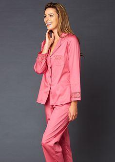 Luxury pure cotton pajama, My Favorite Cotton Pajama http://juliannarae.com/products/my_new_favorite_cotton_pajama.htm?salecategoryID=77&color=SMOO