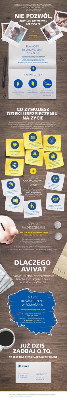 Wszystko co musisz wiedzieć o ubezpieczeniu na życie Sprawdź: http://www.aviva.pl/zycie-i-zdrowie/nowa-perspektywa.html