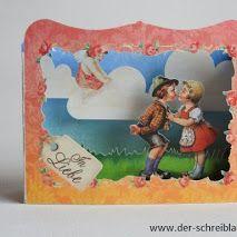 #3DKarte mit süßem Motiv im bayerischen Look - genau richtig zum Oktoberfest #Karte von #Gespänsterwald #Glückwunschkarte #Papeterie #Nürnberg  Der Schreibladen, Schreibwaren & Lotto-Annahmestelle – Google+