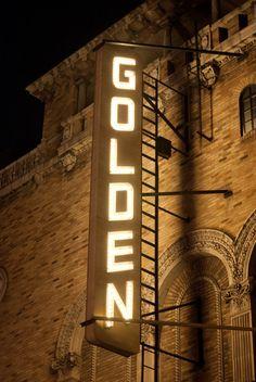 GOLDEN