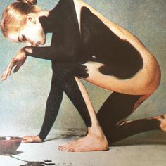 1972 body painting
