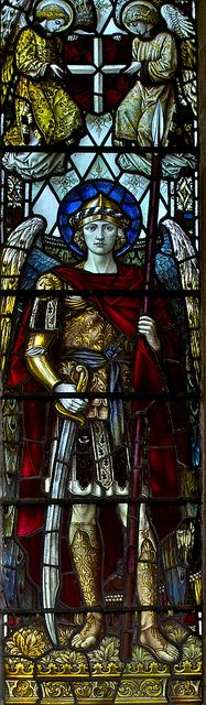 St. Michael, by IanAWood, via Flickr