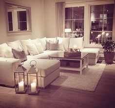House living room decoration