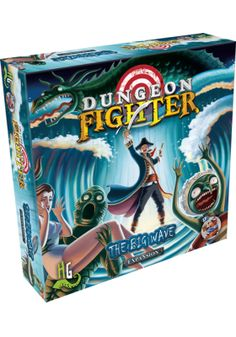 Expansión Dungeon Fighter: The Big Wave 16,95€