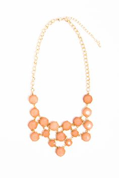 State of Grace Necklace - Blush