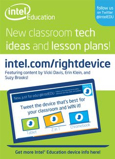 Great new classroom tech ideas and lesson plans from intel education! Education Quotes For Teachers, Quotes For Students, Technology Quotes, Technology Design, New Classroom, Classroom Ideas, Math Lesson Plans, Math Books, Educational Technology