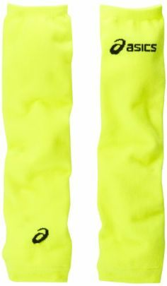 ASICS Arm Warmer, Neon, One Size - http://ridingjerseys.com/?p=489