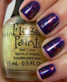"""Finger Paints"" Special Effects Collection"