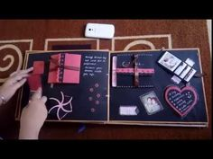 "[Scrapbook Tutorial] XL Flipbook ""Gorjuss"" 