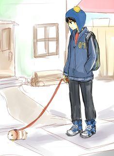 Craig walk your guinea pig