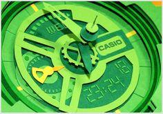 Lobulo Design→Casio G-Shock GA-110