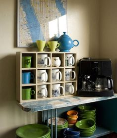 13 Coffee Stations For Starting Your Day Off Right U2014 Decorating Inspiration