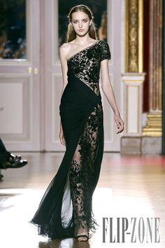 Zuhair Murad - Alta moda - Autunno-Inverno 2012-2013 - http://it.flip-zone.com/fashion/couture-1/fashion-houses/zuhair-murad